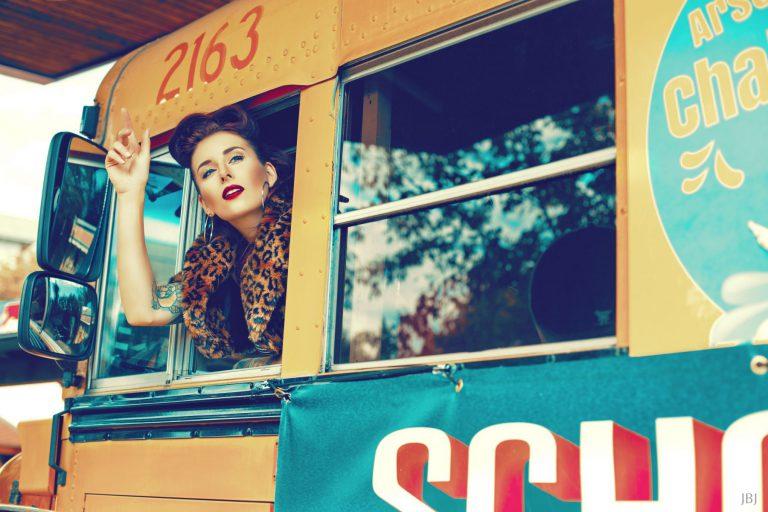 Foto: Judith Bender-Jura; Model: Nina